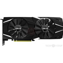 ASUS Dual GeForce RTX 2070 OC Edition 8GB GDDR6 256-Bit