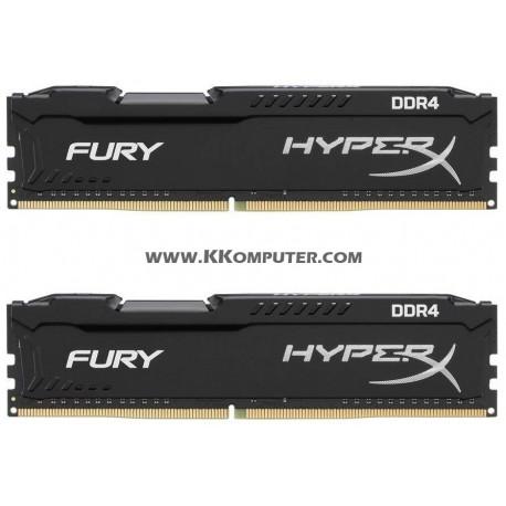 Kingston Hyper X 8GB (2x4) 2666mhz DDR4