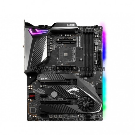 MSI MPG X570 GAMING PRO CARBON WIFI - AM4