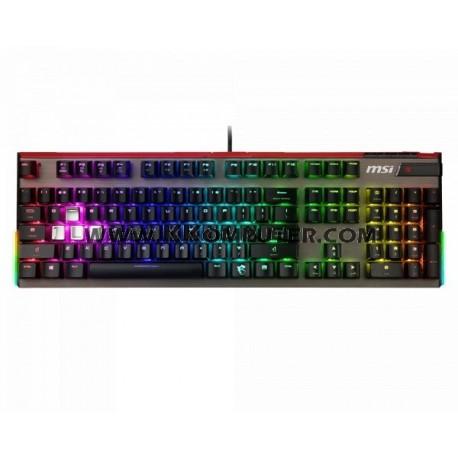 MSI VIGOR GK80 RGB GAMING KEYBOARD