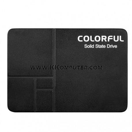 SSD COLORFUL SATA 3 NAND 2.5 240GB