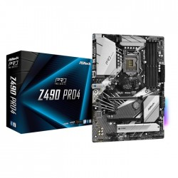 MOTHERBOARD GAMING ASROCK Z490 PRO - 1200 CL