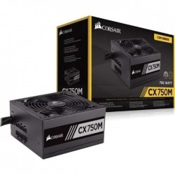 CORSAIR CX750M 750W 80+BRONZE MODULAR