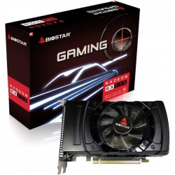 BIOSTAR RX550 4GB SINGLE FAN DDR5