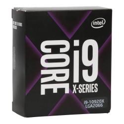 INTEL CORE I9 10920X 3.5GHZ 12C/24T LGA - 2066