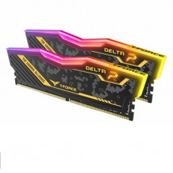 TEAM DELTA TUF 16GB (8X2) RGB KIT 2666MHZ DDR4