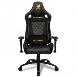 KURSI GAMING COUGAR TITAN PRO ROYAL BLACK