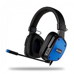 SADES SA 722 D-POWER BLUE JACK 3.5MM