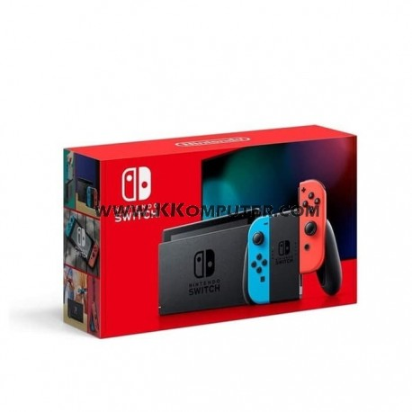 NINTENDO SWITCH V2 (Neon Blue/Neon Red) HAC-001