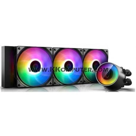 DEEPCOOL CASTLE 360 RGB V2 ANTI LEAK