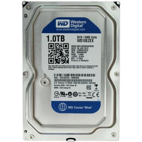 Western Digital BLUE 3.5 Inch sata 3 - 1TB
