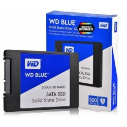 SSD WESTERN DIGITAL BLUE 500GB