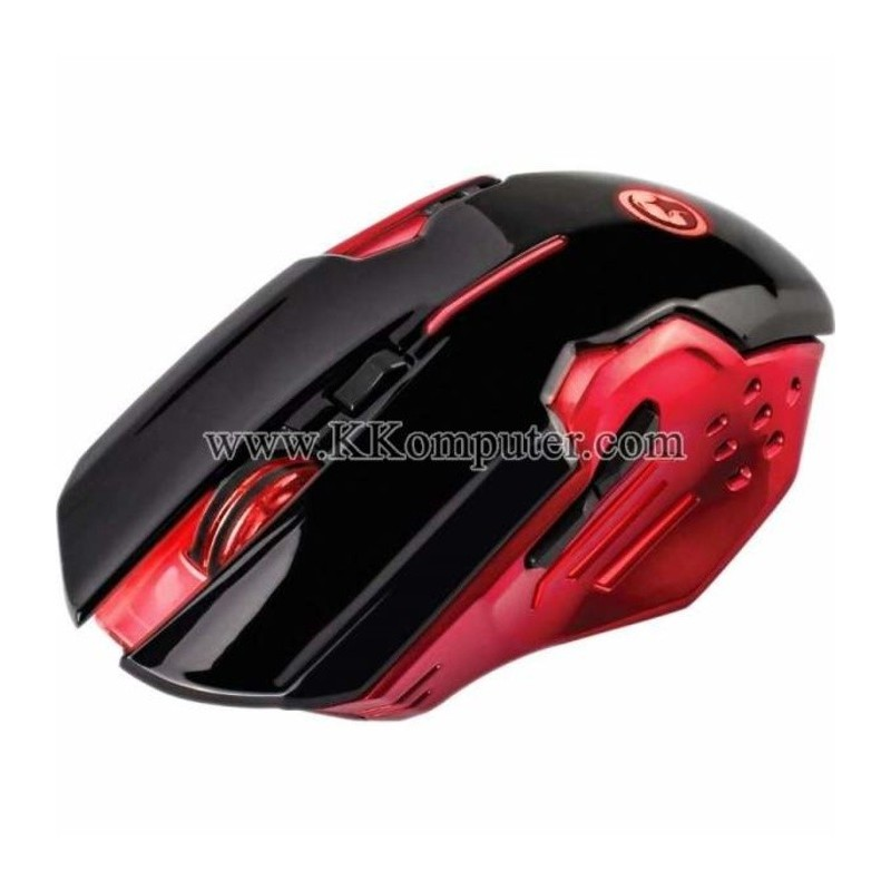 Harga Jual Mouse Gaming Marvo Scorpion Red Emperor M416