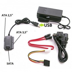 converter Sata / ATa to USB
