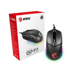 MOUSE GAMING MSI CLUTCH GM11 SINGLE