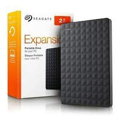 HDD EXTERNAL SEAGATE EXPANSION 2TB