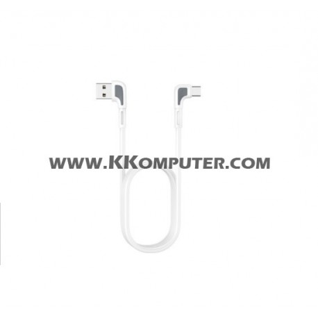 DATA CABLE TYPE C TO USB REMAX - ZENAX RC-181A WHITE