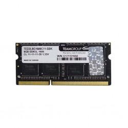 RAM LAPTOP TEAM ELITE 8GB 1600MHZ DDR3L SODIM L