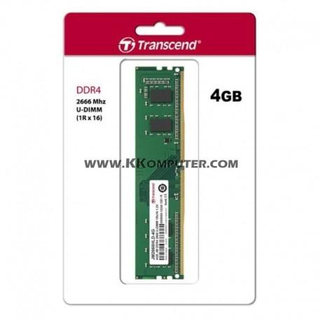 MEMORI TRANSCEND JETRAM 4GB 2666MHZ DDR4
