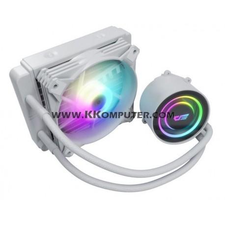 CPU COOLER AIGO DARKFLASH TWISTER DX120 WHITE ARGB