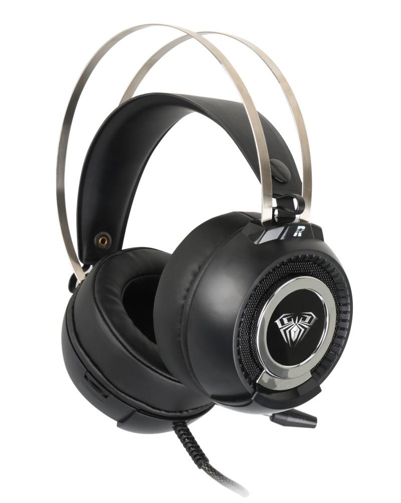 Headset Earphone Kios Komputer Rexus Headphone Bluetooth Wireless M1 With Micro Sd Slot Ekstra Bass Stereo Aula Motin Bell 623v