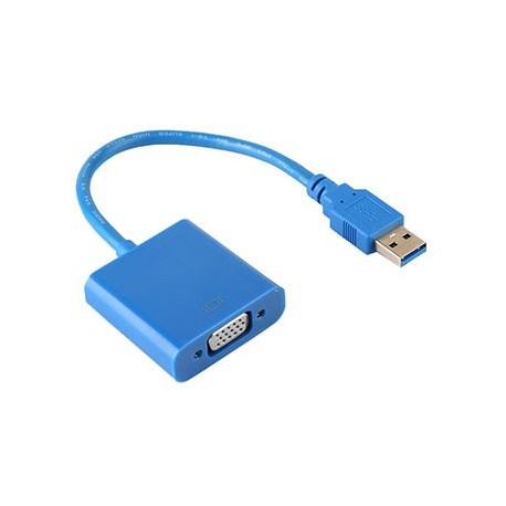 Converter USB to VGA adapter