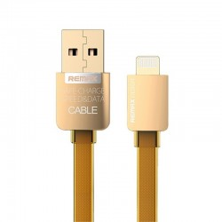 REMAX Gold Kingkong Kabel For Iphone