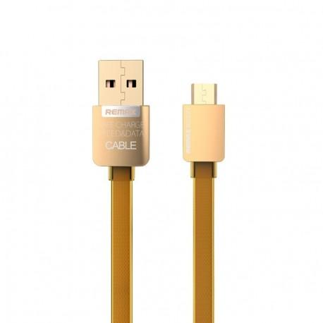 REMAX Gold Kingkong Kabel For MICRO USB